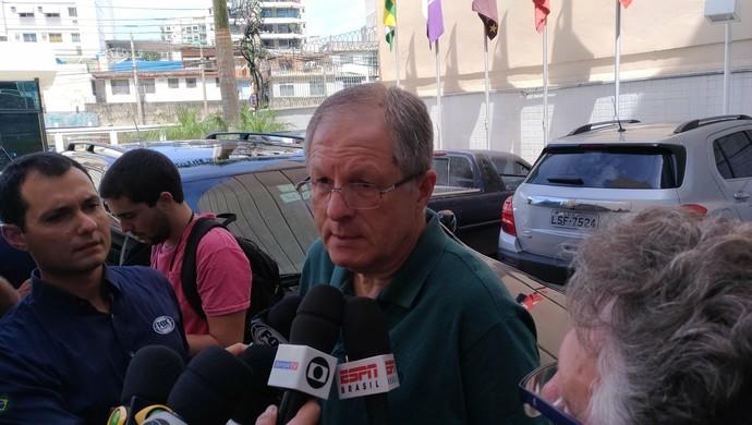 Carlos Eduardo Pereira botafogo presidente (Foto: Vicente Seda / Botafogo)