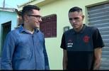 Thiago Santos, atacante do Flamengo, carrega na pele sua paixão por Mari