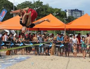 Jogos Radicais da Amazônia Manaus (Foto: Isabella Pina)