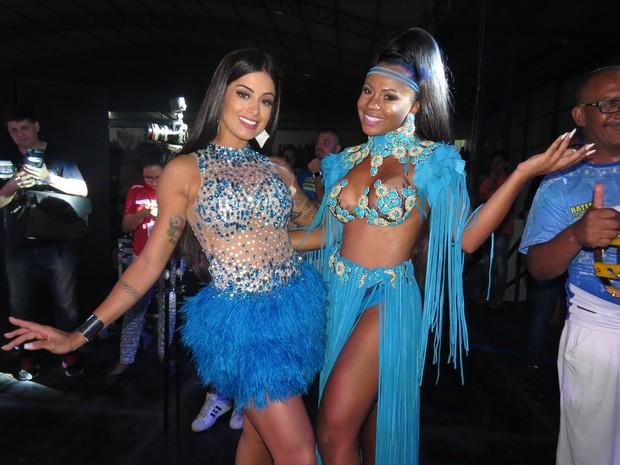 Aline Riscado e Cintia Mello (Foto:  Renato Cipriano / Divulgação                                   )