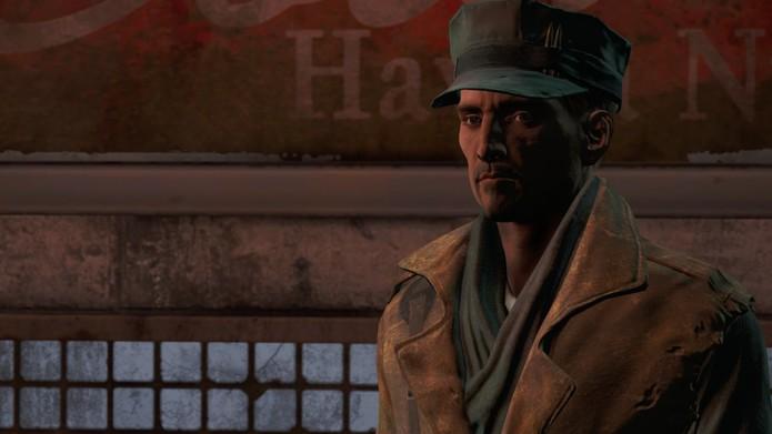 Robert: companion de Fallout 4 (Foto: Reprodução/Fallout 4 Base)