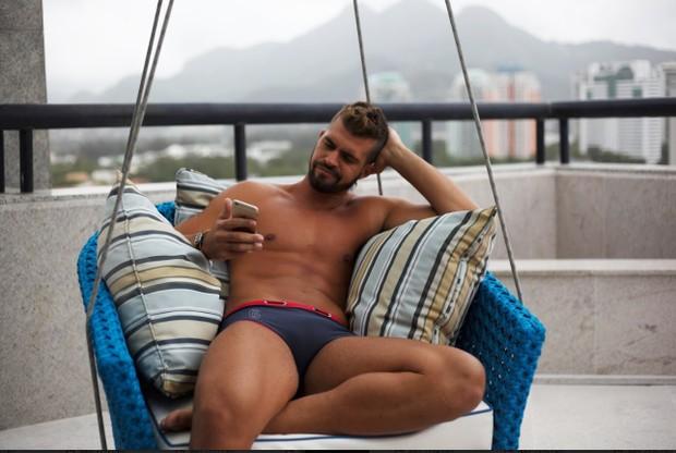 Bruno Miranda, o Borat de Amor e Sexo (Foto: Thainá De Paula / Divulgação)