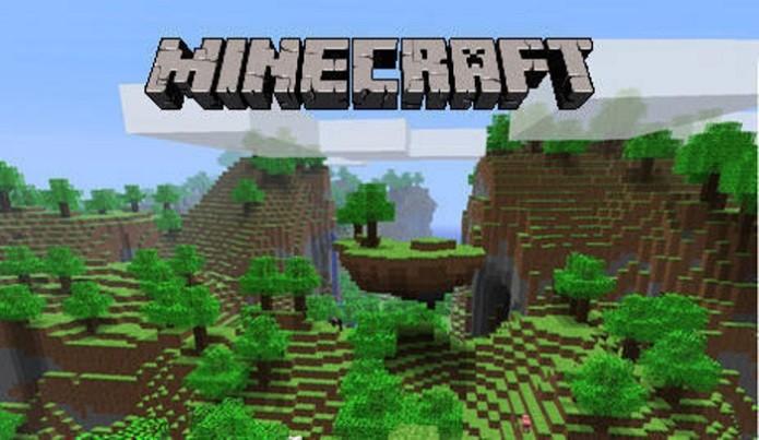 Minecraft. (Foto: Divulgação)