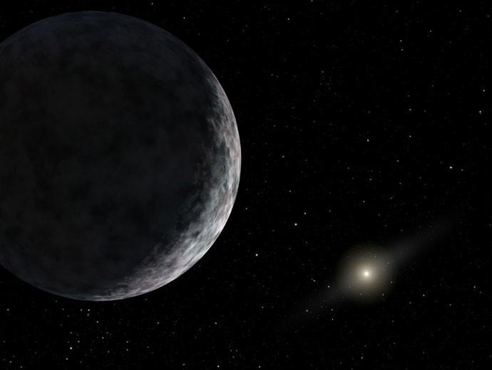 novo planeta V774104