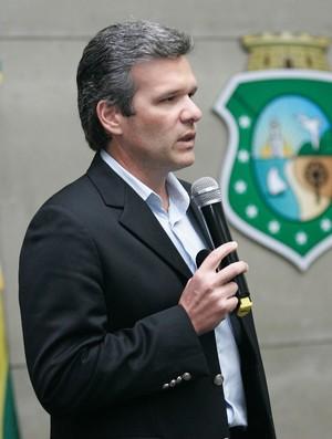 Ferruccio Feitosa, secretario especial da Copa no Ceará (Foto: Natinho Rodrigues/Ag.Diário)