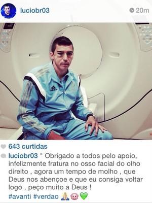 Lucio Palmeiras (Foto: reprodução)