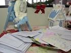 Campanha 'Papai Noel dos Correios' já recebeu mais de 6 mil cartas em MT