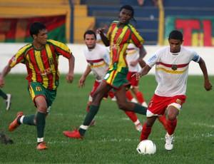 Em 2010 o Sampaio disputou a Série D pela primeira vez (Foto: Biaman Prado/O Estado)