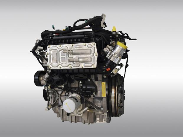 Motor Ford EcoBoost 1.0 (Foto: Divulgação)