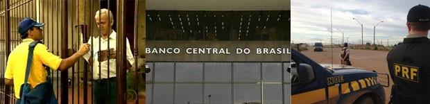 Correios, Banco Central e PRF devem abrir concursos em 2013 (Foto: Reprodução/TV Globo)