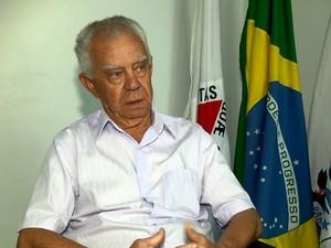 Evandro Barbosa Bueno estava no quarto mandato como chefe do executivo. (Foto: Reprodução EPTV)