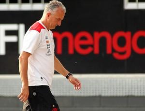 Dorival Junior, Flamengo (Foto: Mauricio Val / Vipcomm)