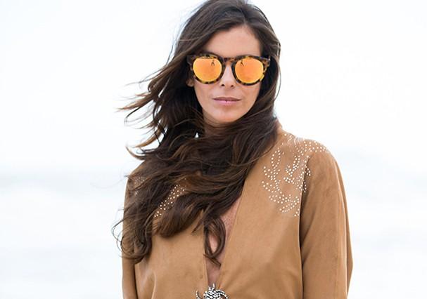 Christina Pitanguy lança sua própria linha de óculos de sol ... ef2fe004ad
