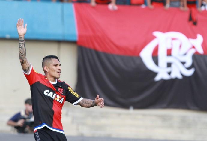 Guerrero Goiás x Flamengo (Foto: ANDRÉ COSTA/ESTADÃO CONTEÚDO)