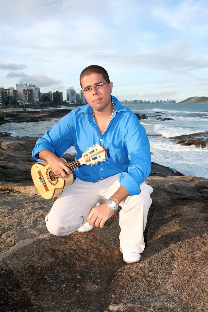 Rogerinho do Cavaco é uma das atrações (Foto: Divulgação/ TV Gazeta)
