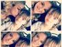 Ticiane Pinheiro posta montagem de fotos e dá beijinho em Rafa Justus