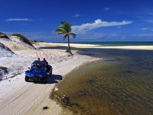 Praia de Pitangui (Foto: Canindé Soares)