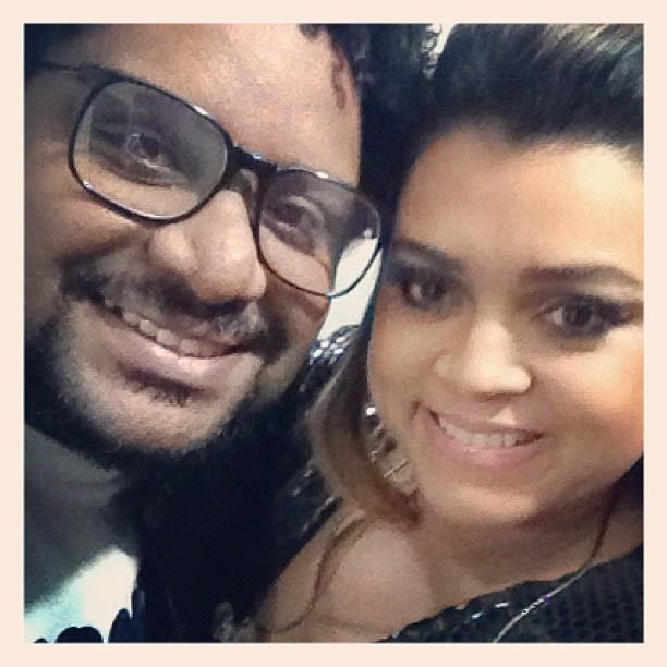 Marquinho OSócio Preta Gil (Foto: Reprodução/Instagram)