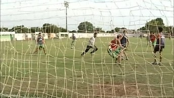 Gurupi enfrenta o TEC pelo segundo jogo da semifinal do Sub-18