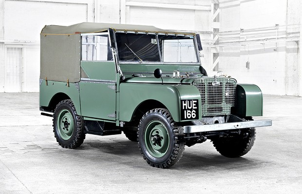 Land Rover Defender Heritage (Foto: Land Rover)