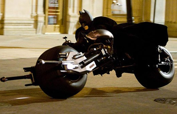 batman batpod (Foto: Divulgação)