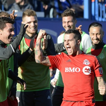 Sebastian Giovinco Toronto FC x Montreal Impact (Foto: Reuters)