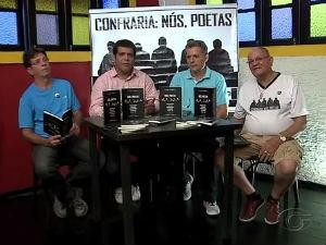Dica de leitura 'Nós Poetas'  (Foto: Reprodução/TV Gazeta)