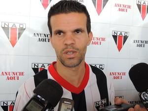 Walter Minhoca NAC (Foto: Silvan Alves)