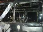 Polícia prende dois suspeitos de incêndios a coletivos em Porto Alegre
