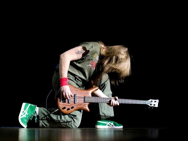 O músico Humberto Gessinger, atração desta sexta-feira (5) no Net Live Brasília (Foto: Jocelito Camargo/Divulgação)