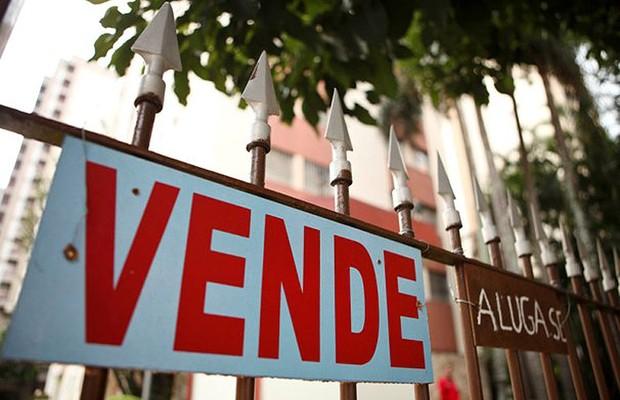 Aluguel de imóveis ; IGP-M ; locação de imóveis ; compra e venda de imóveis ; contas a pagar ;  (Foto: Daniel Ribeiro/Estadão Conteúdo)