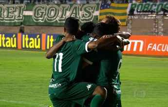 """William elogia """"ferrolho"""" do Goiás para segurar o Palmeiras: """"Defendeu bem"""""""