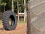 Pneus com tecnologia internacional são utilizados em fazendas de MT