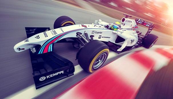 Williams Martini (Foto: divulgação / reprodução)