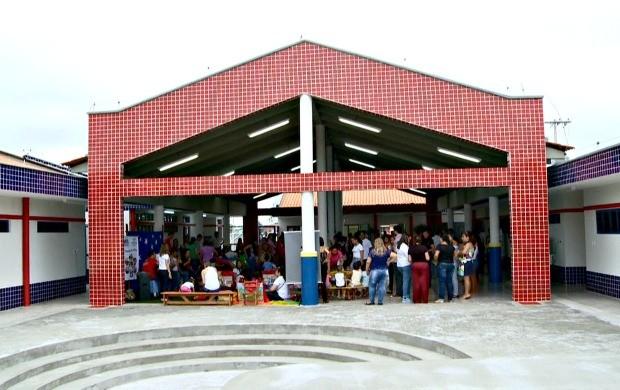 Creche vai beneficiar cerca de 125 famílias no Conjunto Cabreúva, em Rio Branco (Foto: Bom Dia Amazônia)
