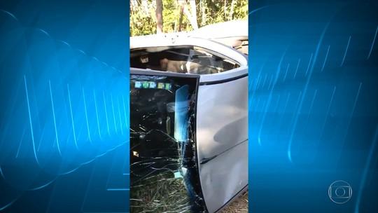 Polícia descobre desmanche de carros em Joaquim de Bicas, na Grande BH