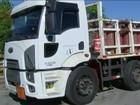 Caminhões devem ser cadastrados para rodar em áreas restritas (Reprodução/TV TEM)