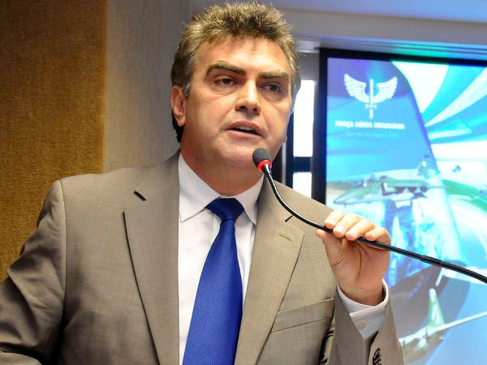 Ex-deputado estadual Gilson Moura foi condenado a 30 anos de prisão (Foto: João Gilberto/ALRN)