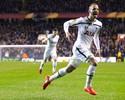 Soldado desencanta, mas Tottenham empata com Fiorentina na Liga Europa