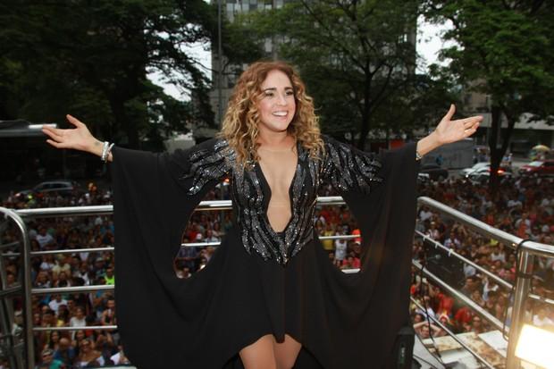 Daniela Mercury (Foto: Amauri Nehn / Brazil News)