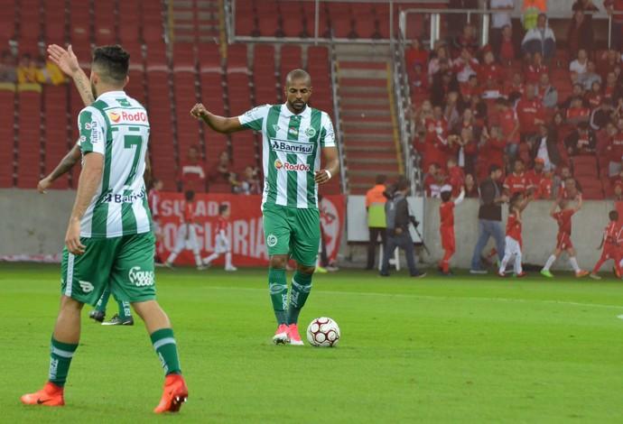 Ruan Renato zagueiro Juventude (Foto: Jean Chollet / Aguante Comunicação)
