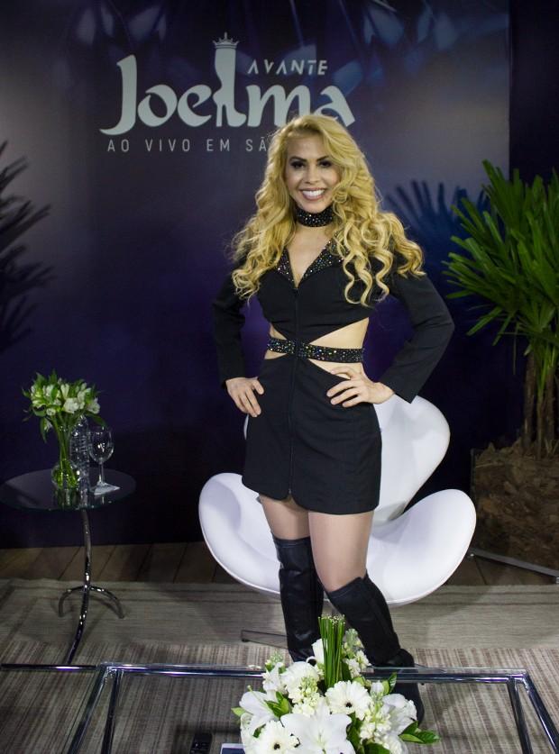 Joelma (Foto: Eduardo Garcia/ Ed. Globo)