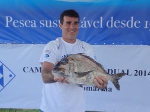 Estadual de Pesca Submarina em Apneia acontece em Cabo Frio (Foto: José Mário Lima / Divulgação)