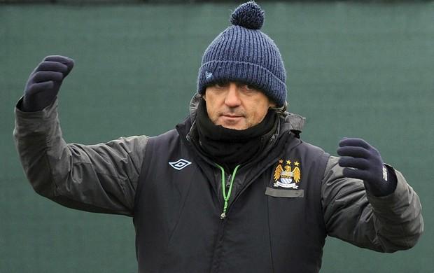Roberto Mancini Manchester City (Foto: EFE)