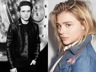 Chloë Grace Moretz confirma namoro com Brooklyn Beckham a TV