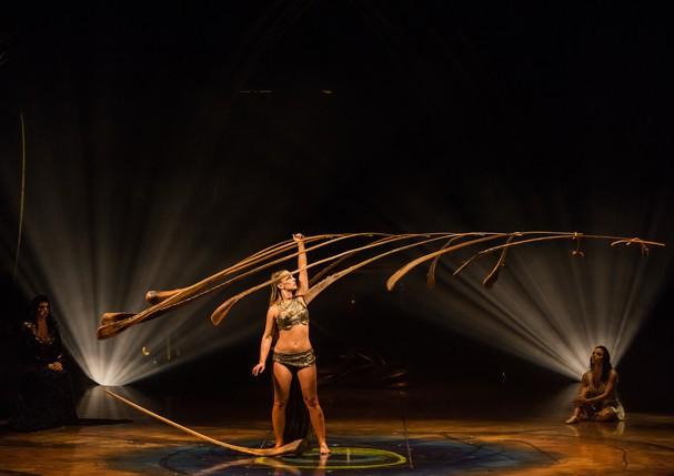 Um dos momentos do espetáculo (Foto: Divulgação)