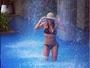 Luíza Tomé, de biquíni, mostra o corpão em foto no Instagram