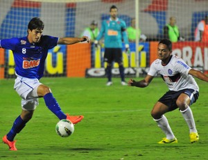Lucas Silva Cruzeiro x Bahia (Foto: Erik Salles / Futura Press)
