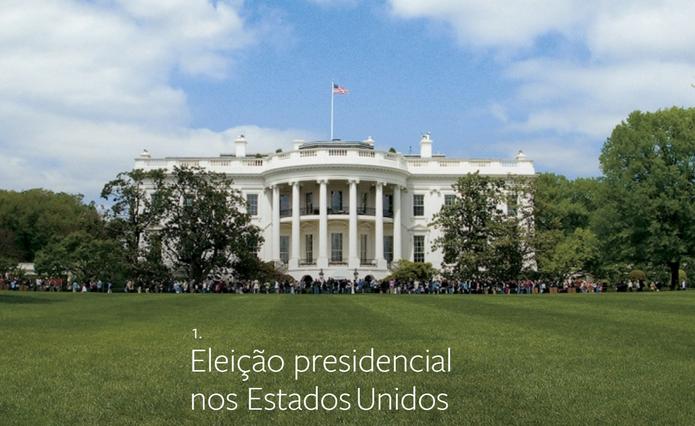 As eleições presidenciais dos Estados Unidos foram o assunto mais comentado no mundo (Foto: Divulgação/Facebook)