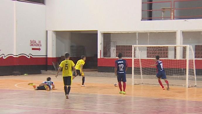 Campeonato de Futsal Série Ouro chega em fase decisiva classificatória (Foto: Reprodução/TV Amapá)
